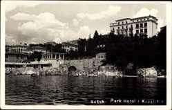Postcard Sansego Susak Kroatien, Park Hotel i Kupaliste