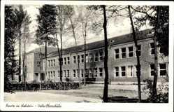 Postcard Preetz in Schleswig Holstein, Blick auf die Volks Oberschule