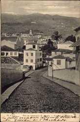 Postcard Funchal Insel Madeira Portugal, Ruda de Imperatriz D. Amelia