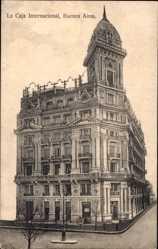 Postcard Buenos Aires Argentinien, La Caja Internacional