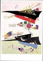 Künstler Ak Kandinsky, W., Accord réciproque 1942, Abstrakte Kunst, Bauhaus