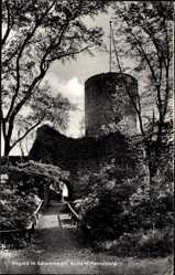 Postcard Nagold im Kreis Calw Baden Württemberg, Ruine Hohennagold