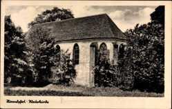 Postcard Himmelpfort Fürstenberg an der Havel, Die Klosterkirche