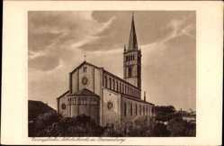 Postcard Oranienburg im Kreis Oberhavel, Evangelische Nikolaikirche