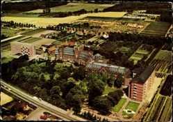 Postcard Hiltrup Münster in Westfalen, Kranken und Mutterhaus der Missionsschwestern