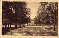 Postcard Vaasa Vasa Westfinnland, Sandviks Villa, Hietalahden huvila