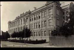 Foto Ak Jelgava Mitau Lettland, Skolotaju Institut