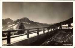 Postcard Oberjoch Bad Hindelang im Oberallgäu, Haus Ingeburg auf der Höhe