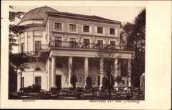 Postcard Aachen in Nordrhein Westfalen, Belvedere auf dem Lousberg