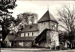 Postcard Köln Lindenthal am Rhein, Blick auf den Krieler Dom