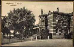 Postcard Vegesack Hansestadt Bremen a.d. Weser, Haus Strandlust