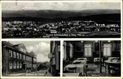 Postcard Schmiedefeld am Rennsteig Thüringen, Gasthaus zur Henne, A. Schneider