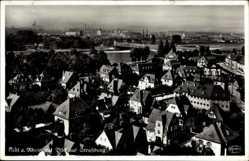 Postcard Kehl am Rhein Ortenaukreis Baden Württemberg, Blick auf Straßburg