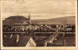 Postcard Tuttlingen im Tal der Oberen Donau, Blick auf die Stadt, Brücke