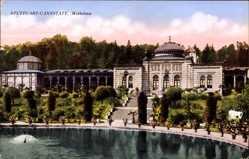 Postcard Stuttgart Cannstatt Baden Württemberg, Zoologisch Botanischer Garten Wilhelma