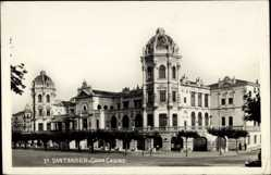 Postcard Santander Kantabrien, Gran Casino, Außenansicht