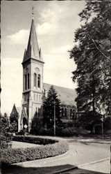 Postcard Pinneberg in Schleswig Holstein, Ansicht der Christuskirche