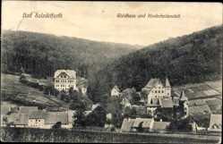 Postcard Bad Salzdetfurth in Niedersachsen, Waldhaus und Kinderheilanstalt