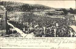 Ak Neviges Hardenberg Velbert, Krönung des Gnadenbildes, 11.09.1904