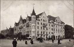 Postcard Nürnberg in Mittelfranken Bayern, Grand Hotel, Bes. Rudolf Lotz