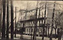 Postcard Graal Müritz im Kreis Rostock, Katholisches Kinderheim St. Ursula