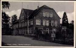 Postcard Calveslage Vechta in Niedersachsen, Gasthof Kathmann