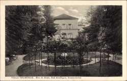 Postcard Bad Kissingen Unterfranken Bayern, Villa Oelmühle, Bes. G. Rubl, Rosenviertel