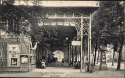 Postcard Bad Oeynhausen in Nordrhein Westfalen, An der Wandelbahn