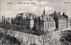 Postcard Landau in der Pfalz, Blick auf das Institut der engl. Fräulein