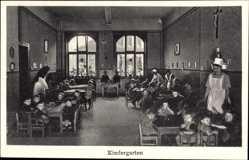 Postcard Linden Hannover in Niedersachsen, Benno Stift, Mädchenheim, Bennostraße 5
