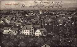 Postcard Achern im Ortenaukreis Baden Württemberg, Gesamtansicht
