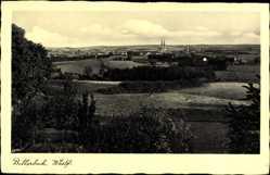 Postcard Billerbeck in Westfalen, Totalansicht von der Weißenburg aus