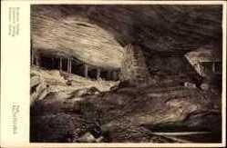Postcard Wieliczka Groß Salze Polen, Komora Seling, Bergbau, Höhle