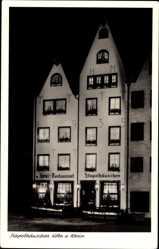 Postcard Köln am Rhein, Hotel Im Stapelhäuschen, Fischmarkt 1 bis 3