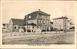 Postcard Wittdün auf der Insel Amrum, Nordseebad, Hausansichten