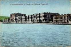 Postcard Konstantinopel Istanbul Türkei, Palais de Dolma Bagtche