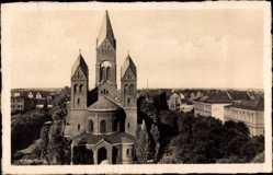 Ak Tschernjachowsk Insterburg Ostpreußen, Reformierte Kirche