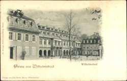 Postcard Kesselstadt Hanau im Main Kinzig Kreis Hessen, Wilhelmsbad