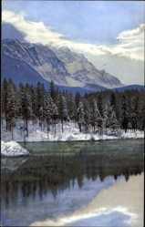 Postcard Grainau im Kreis Garmisch Partenkirchen, Nenke und Ostermaier 160 2900,Winter