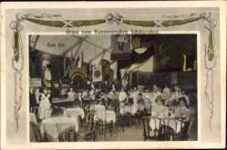 Passepartout Ak Hannover in Niedersachsen, Schützenfest, Cafe Ert