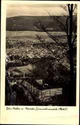 Ak Zella Mehlis Thüringer Wald, Mercedes Büromaschinenwerke, Werk I