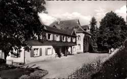 Postcard Geisweid Siegen in Nordrhein Westfalen, Erholungsheim, Haus Pilgerruhe