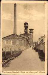 Ak Brezove Hory Brezovych Horach Mittelböhmen, Schacht Kaiser Franz Josef