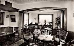 Postcard Oberkirchen Schmallenberg im Hochsauerland, Hotel Haus Hoher Knochen