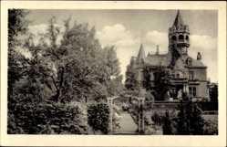 Postcard Nordhausen an der Zorge Thüringen, Blick auf das Meyenburgmuseum