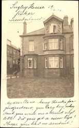 Foto Ak Roker Sunderland North East England, Sugley House, Wohnhaus
