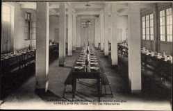 Postcard Larnay Vienne, Institution des Sourdes Muettes et des Jeunes Aveugles