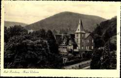 Postcard Bad Harzburg in Niedersachsen, Haus daheim, Müttererholungsheim, Papenbergstr