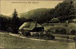Postcard Bad Teinach Zavelstein im Nordschwarzwald, Lautenbach Hof