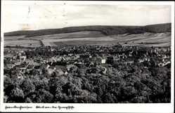 Postcard Bad Frankenhausen im Kyffhäuserkreis, Blick von der Georgshöhe